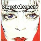 streetcleaners - pomona queen CD 1995 rotten records 11 tracks used