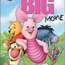 piglet's big movie DVD 2003 disney used mint