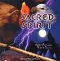 sacred spirit - native american flute & drums CD 2001 passport music 7 tracks used mint