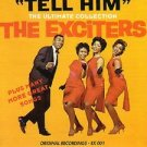 exciters - tell him the ultimate collection CD made in EEC 29 tracks used mint