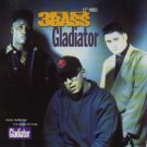 "3rd bass - gladiator 12"" mixes CD single 1992 sony 5 tracks used mint"