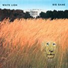 white lion - big game CD 1989 atlantic 11 tracks used mint