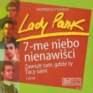 lady pank - 7-me niece nienawisci CD 1994 BMG poland 5 tracks used mint