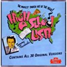 tommy facenda - high school USA CD 1998 legrand 30 tracks used mint