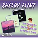 shelby flint - 3 albums from shelby flint CD 2-discs 2002 collectors' choice used mint