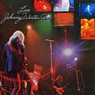 johnny winter - live CD columbia 6 tracks used mint