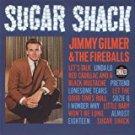 jimmy gilmer & the fireballs - sugar shack CD 1999 sundazed 15 tracks used mint
