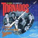 telstar - complete tornados CD 2-discs 1998 repertoire 55 tracks used mint