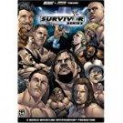 WWE survivor series 2004 DVD 180 minutes used mint