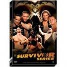 WWE suvivor series 2006 - john cena + triple H DVD 180 minutes used mint