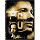 x files - season 6 collector's edition DVD 6-discs 2002 twentieth century fox used mint