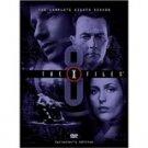 x files - season 8 collector's edition DVD 6-discs 2003 twentieth century fox used mint