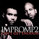 impromp2 - can't get enough CD 1997 motown 11 tracks used mint
