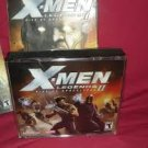 x-men legends II - rise of apocalypse PC game software 3-discs 2005 marvel raven used mint