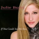 julie budd - if you could see me now CD 2000 sin-drone 14 tracks used mint