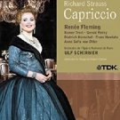 richard strauss - capriccio - renee fleming DVD 2005 TDK opera national de paris used mint