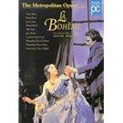 Puccini - La Bohème - James Levine - Stratas · Scotto · Carreras · MET DVD 1999 pioneer used