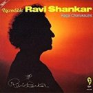 incredible ravi shankar - raga charukauns CD 1986 chhanda dhara stuttgart pressend in japan