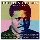 houston person - trust in me CD 2001 fantasy prestige 13 tracks used mint