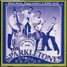 joe bennett and the sparkletones - black slacks penny loafers & bobby socks CD paris 20 tracks
