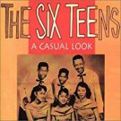 six teens - a casual look CD 1998 famous groove 27 tracks used mint