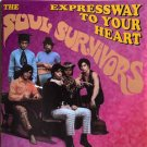 soul survivors - expressions to your heart CD 1997 collectables 14 tracks used mint