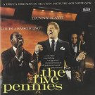 five pennies - decca broadway motion picture soundtrack CD 2004 universal 18 tracks used mint