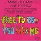 marlo thomas and friends - free to be... you and me CD 2006 arista BMG Direct 19 tracks used mint