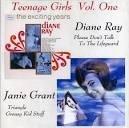 diane ray + janie grant - teenage girls vol. one CD 1995 star 32 tracks used mint