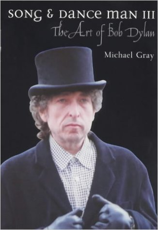 song & dance man III the art of bob dylan - michael gray paperback 2000 cassell bayou used mint