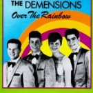 the demensions - over the rainbow CD 1992 relic 16 tracks used mintd