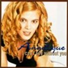 angelique - i can't live without you CD 1996 high power warlock 12 tracks used