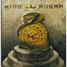 king kobra - hollywood trash CD MTM SPV made in germany 13 tracks used mint