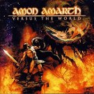 amon amarth - versus the world CD 2-discs 2002 metal blade 23 tracks used mint