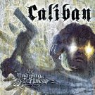 caliban - undying darkness CD 2006 abacus 12 tracks used mint