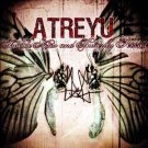 atreyu - suicide notes and butterfly kisses limited edition no. 00754 CD + DVD victory used mint
