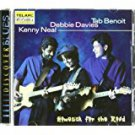 kenny neal + debbie davies + tab benoit - homesick for the road CD 1999 telarc mint