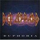 def leppard - euphoria CD 1999 mercury 13 tracks used mint