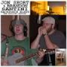 jon short & brnadon santini - backporch blues CD 2006 10 tracks new