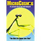 micro cosmos DVD miramax buena vista 75 minutes used mint