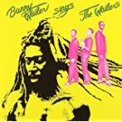 bunny wailer sings the wailers CD 1981 mango island 10 tracks used mint