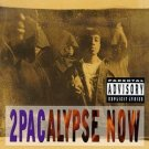2pac - 2pacalypse now CD 1991 interscope zomba jive 13 tracks used mint