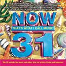 now that's what i call music! 31 - various artists CD 2009 EMI 20 tracks used mint