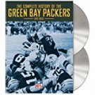 complete history of the green bay packers 1919 - 2003 DVD 2-discs 2003 NFL warner used