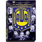 Spectacular Legacy of the American Wrestling Association DVD 2-discs 2006 WWE region 1 used mint