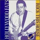 hollywood fats - rock this house CD 1993 black top 17 tracks used mint