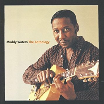 muddy waters - anthology CD 2-discs 2001 chess MCA BMG Direct 50 tracks used mint