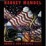 harvey mandel - snakes and stripes CD 1995 clarity 11 tracks used mint