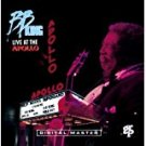 b. b. king - live at the apollo CD 1991 grp 10 tracks used mint