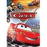 cars DVD 2006 disney pixar widescreen region 1 116 mins used mint
